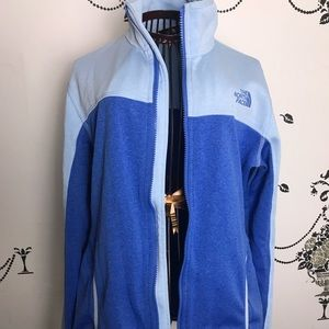 The North Face BiColor fleece Jacket